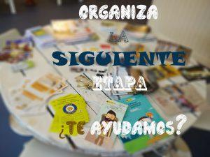 Organiza y Reserva la siguiente etapa